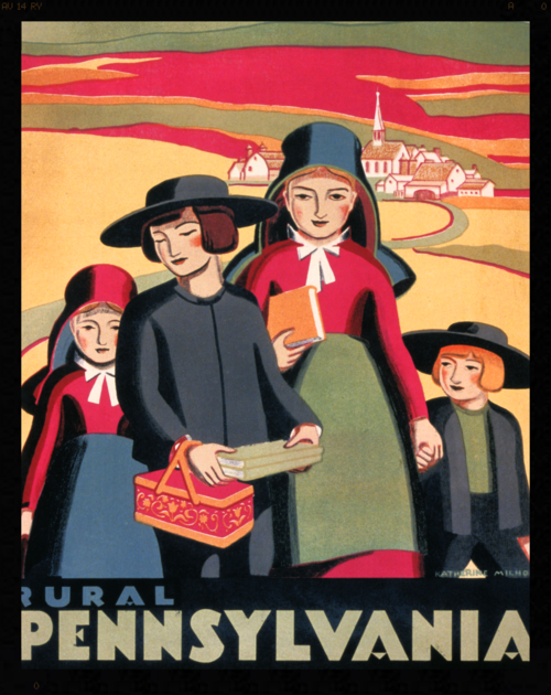 WPA Poster Collection